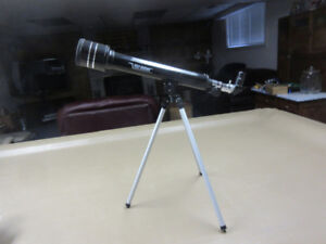 TELE-SCIENCE TERRESTRIAL-ASTRONOMICAL TELESCOPE ONLY 25.00