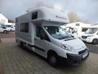 Romahome R40 four berth motorhome for sale