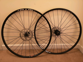 WTB Disc Road 700C Wheelset
