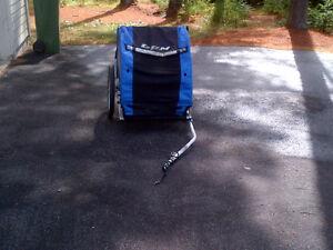 CCM bike trailer