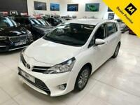 2017 Toyota Verso 1.6 VALVEMATIC ICON 5d 131 BHP 7 SEATER MPV MPV Petrol Manual