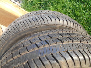 Goodyear Eagle GA 225 70  15 tires