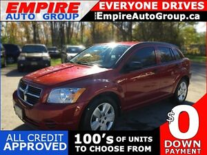 2007 DODGE CALIBER SXT * POWER GROUP * EXTRA CLEAN