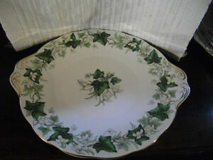 ROYAL ALBERT IVY LEA FINE BONE CHINA FOR SALE!