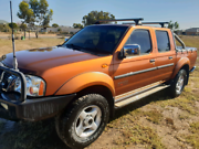 2006 Nissan navara ST-R . Turbo Diesel D22 Munno Para Playford Area Preview