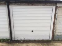 Single garage to rent in Woodingdean , Brighton