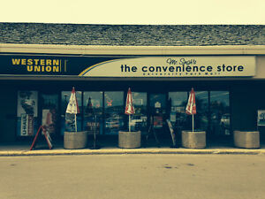 Convenience Store for Sale, Regina - East End