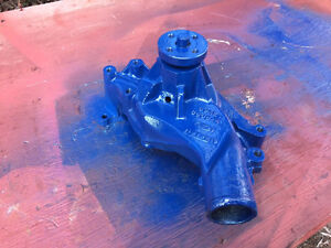 428cj water pump, 1969 428 COBRA JET, MUSTANG PARTS, DISC BRAKE