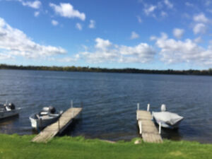 Boat Rental on Rice Lake