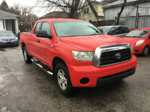 """2006 TOYOTA TUNDRA SR5  """"4WD/NO ACCIDENT/CERTIFIED"""""""