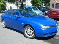 2004 53 ALFA ROMEO 156 1.7 T.SPARK 16V VELOCE 4D 140 BHP