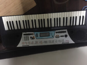 Yamaha psr 170 piano clavier