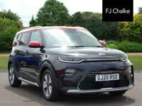 2020 Kia SOUL EV FIRST EDITION Automatic Hatchback Electric Automatic