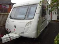 2010 4 berth end washroom Swift Challenger 570 caravan for sale