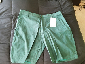 NEW WITH TAGS MEN'S LULULEMON SHORTS