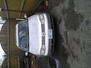 2002 Volkswagen GTI Hatchback Cambridge Kitchener Area image 2
