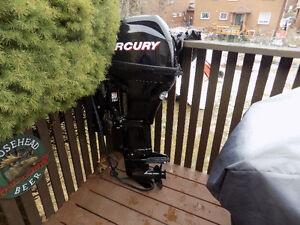 2012 20HP Mercury 4 stroke