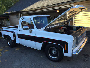 1979 GMC Half Ton Shortbox Stepside