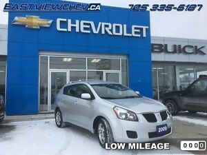 2009 Pontiac Vibe Base   - $100.22 B/W - Low Mileage