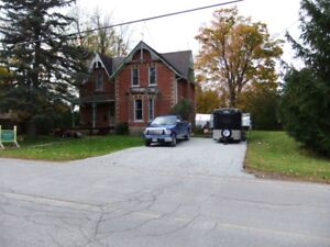 Victorian Century Home in the hamlet of North Pickering