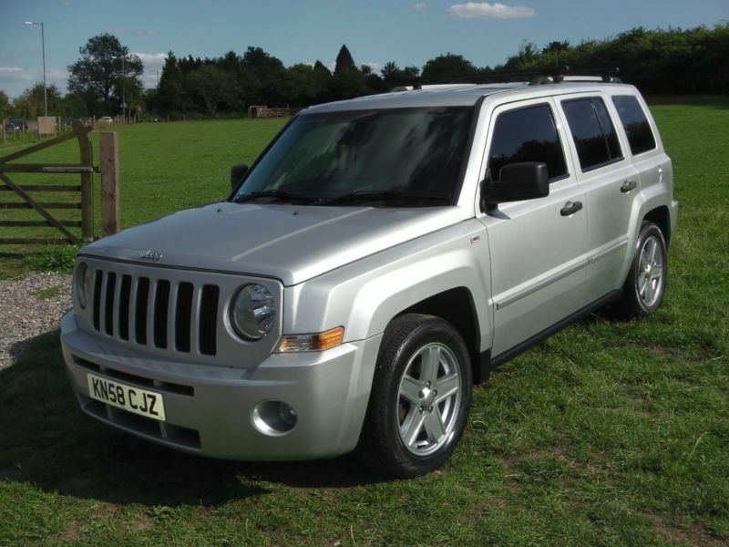 2008 jeep patriot limited crd 4x4 diesel in saltford. Black Bedroom Furniture Sets. Home Design Ideas