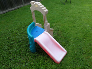slide for kids, good condition, clean, fully functional