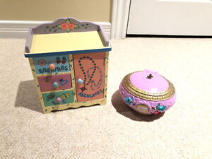 **Princess Jewelry Boxes** REDUCED