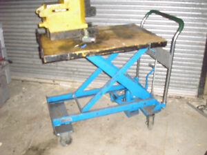 Dandy 1100 lb Lift Cart