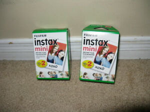 Fujifilm Instax Mini Instant Film NEW