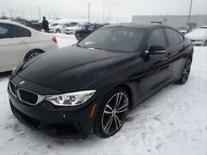 2015 BMW 4 Series 435i AWD Gran Coupe M-PACK 2, CUIR, TOIT