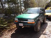 Hunting Buggy 2000 Chevrolet Blazer