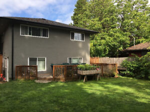 Lovely Furnished Suite for Rent in Pemberton Heights