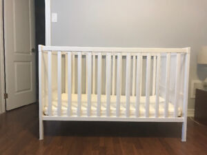 Baby items for sale ikea crib /mattress /high chair /baby bath