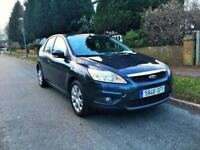 2008 Ford Focus 1.6 LHD LEFT HAND DRIVE SPANISH REGISTERED