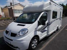 Bentley Indigo Luxury 2 Berth Motorhome One owner and 4k miles from new