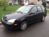 2005 Ford Focus ZXW SES Wagon...145 kms, manuelle, equippee