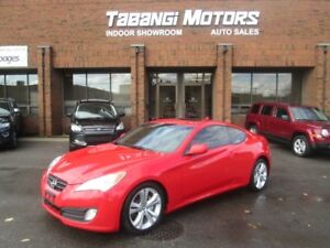 2012 Hyundai Genesis 2.0T | COUPE | NO ACCIDENTS | LEATHER | SUN