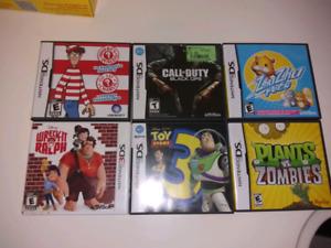 Jeux DS & 3DS