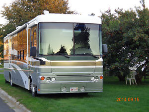 JUST REDUCED - 2002 FLEETWOOD RV EXCURSION DIESEL PUSHER - 39 FT St. John's Newfoundland image 3
