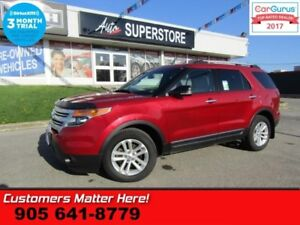 2012 Ford Explorer XLT  4X4 NAV LEATH DUAL-ROOF BS HS 2X-P/SEATS