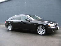 2006 BMW 7-Series 750Li Sedan  @@ Celebrity Owned