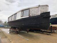 Houseboat for Completion - River Oak