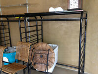 retail fixtures, hangers, merchandise