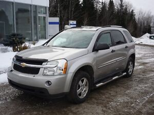 2007 Chevrolet Equinox  edition limited avec 107 000 km !!!
