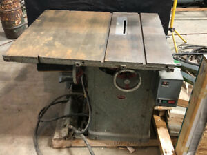 General 250 Table Saw