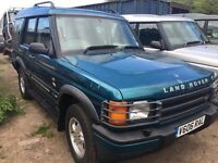 Land Rover discovery td5 spares or repair