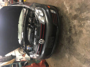 2013 vw golf gti for parts