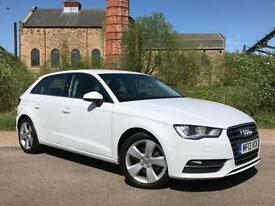 2013 AUDI A3 1.6 TDI SPORT + ONE OWNER FROM NEW + FREE ROAD TAX