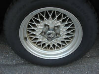 "Seeking Ford Crown Vic/Grand Marq ""HPP"" basket weave rims"