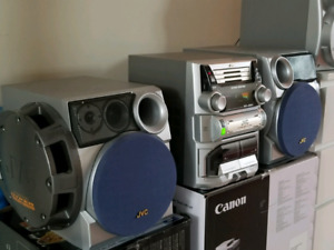 Chaine Audio JVC MXJ-900 home stereo system
